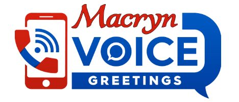Macryn Voice Greetings