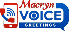 Macryn Voice Greetings